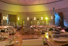 Great Gatsby Themed Event by 7 Sky Event Agency