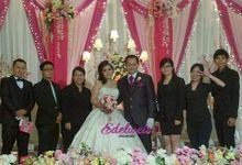 Wedding Day Of Nico & Dessy by Edelweis Organizer