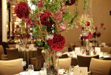 Wedding at St Regis by C. C. Lee Designs