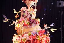 The Enchanted Garden by Elly`s Cake Art Boutique