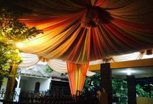 Event @ Cinere by VIP TENT DECORATIONS