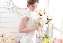 Photoshoot wedding gown by KYRIA WEDDING