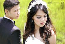 Nia & Gideon by Bellasposa Bridal