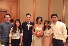 Customized Musical Arrangement at Four Seasons Orchard - Hindri Susanto & Rike Toyip Wedding by Ring of Blessings