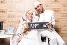 wedding  Rara n Andar by a_studio_makeup