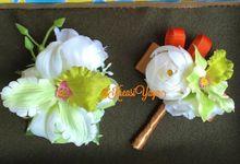 Wedding accessories by KreasiYaya