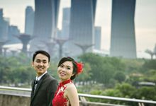 Prewedding of Ayub & Monica by Foliage Makeup