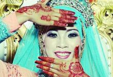 Wedding Henna by Ticka Kreasi Henna arts & make up
