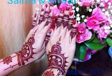 Wedding Henna by Ticka Kreasi Henna arts & make up