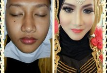 Wedding Makeup by Ticka Kreasi Henna arts & make up
