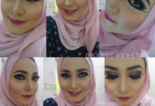Makeup syar'i by Aghni by Makeup by Aghni