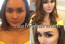 zsabrinar Makeupartis by zsabrinar Makeupartis