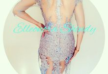 Party Dress-made by order by Elleonora Shindy