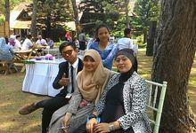 Wedding Gigs at Pine forest Cibodas Bandung by  Jempol Jenthik Orkes Keroncong
