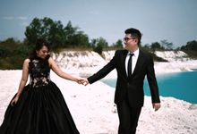 Prewedding in Belitung by Veemakeupartist
