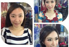 UC graduation by Xinxin Make Up