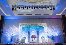 Wedding Decoration by Unity Ballroom