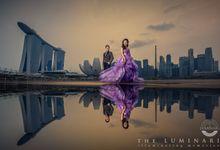 Prewedding Singapore by The Luminari