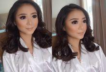 PREWEDDING AND WEDDING by Nevia Gunawan Makeup Artist