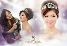Wedding & Prewedding Make Up & Hair Do by Hanna Sherly MUA & Hair Do