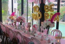 Indria Bridal Shower by Fleurette Party Planner