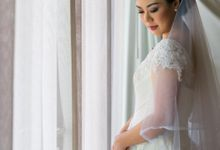 Eddy & Herlina Wedding by bjcmakeupartist
