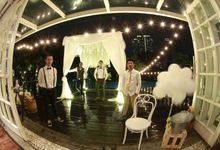 The Intimate Wedding Jolsvy  Nataia by Fun Factor Decoration