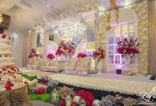 Dian & Anderson Wedding by Lily Florist & Decoration