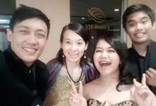 Wedding of Ferdian and Sianny-26 March 2016-Grand Eastern Resto by Dream High Music Entertainment
