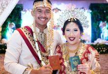 Wedding Hasnan & Dhea by Millennium Hotel Sirih Jakarta