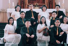 Church Wedding  Choir by Angelii Vox Choir