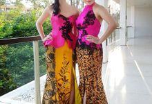 Batik Theme Wedding by Fenny Damian