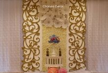 Outdoor Shabby Decor by Charissa Event & Wedding Decoration