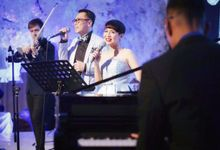 Wedding of Abidin and Herna by acoustic punch