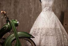 Wedding & Prewedding Gown by Beautylicious by Rosa Hidayat