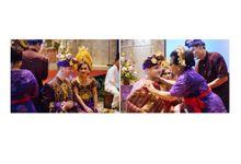 Wedding Of Intan and Cyprien Casabo by Ananda Yoga Organizer