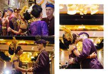 Wedding Of Intan and Cyprien Casabo by Nika di Bali
