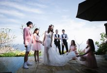 The Wedding of  Mr Francis Yang and Mrs Connie Yan by Sisi Lou Makeup Artist