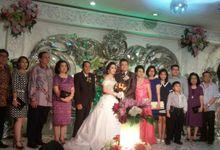 The Wedding Of  Wilson & Nensy by Astro Event Organizer