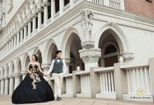 Prewedding Gown by N Glam Bridal
