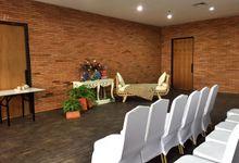 Christofel & Karina Wedding 8 Oct 2016 by United Grand Hall