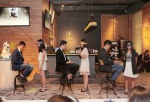 The Sweet Seventeen Dinner of Fione by Aurora Event Production