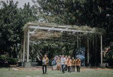 SZARA & RENDY by Raffles Hills Cibubur - On Green Garden Venue