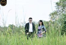 Prewedding Anisa & Fajrin by Wong Akbar Photography