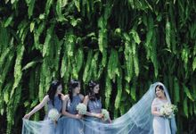 The Wedding of Ryan & Evi by WedConcept Wedding Planner & Organizer