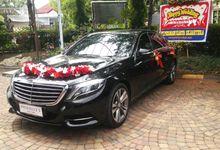 Wedding of Arvin & Raisa by Priority Rent car