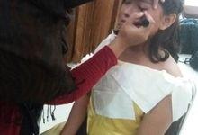 make up servise by Nikma Rosida MUA