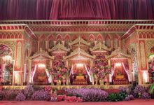 glen wedding by Meriah & Friends Decoration