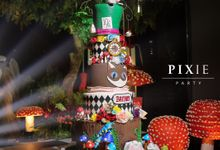 Britney Sweet 17th by United Grand Hall