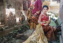 Gede & Ayu Prewedding by SM Studio Bali
